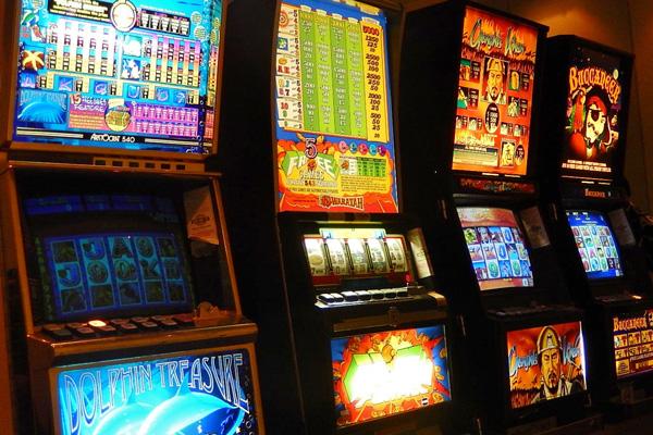 pokermachines