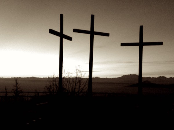 Good Friday Crosses
