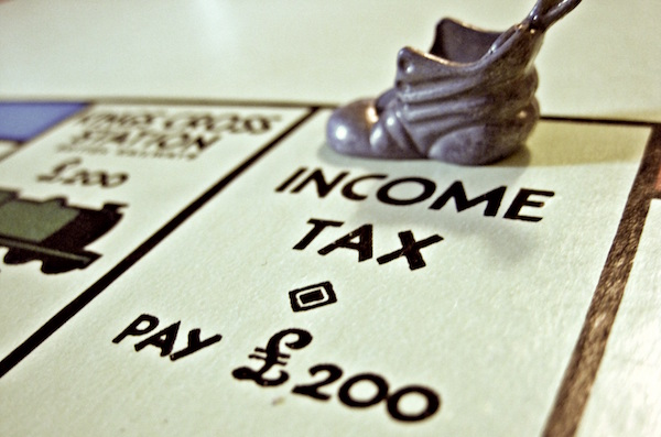 Income Tax (CREDIT TaxRebate.org.uk)