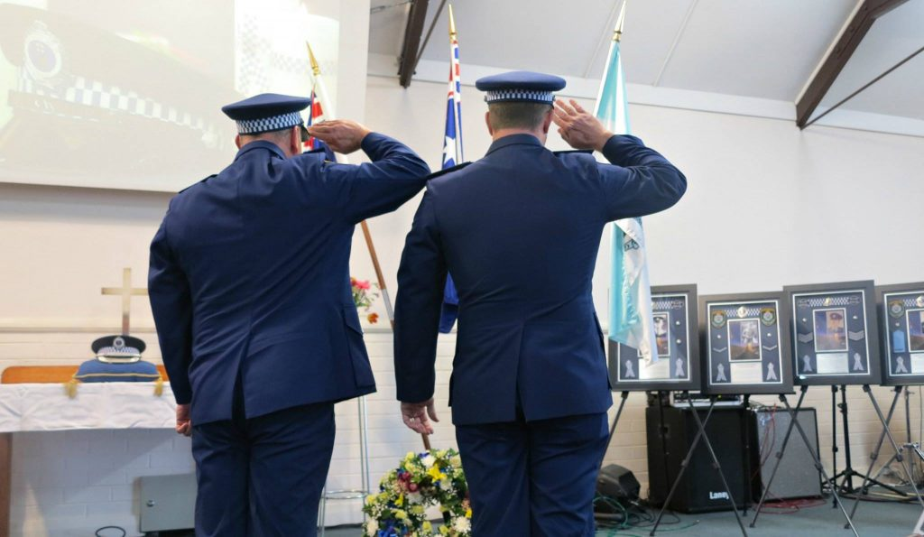 Police Remembrance