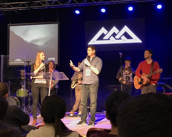 Recruiting the next generation of gospel workers at this year's MTS Mission Minded Conference
